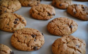 Cookies avec thermomix