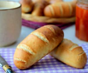Petits pains au lait avec thermomix