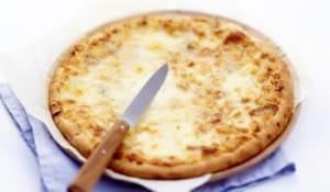 Tarte quatre fromages avec thermomix