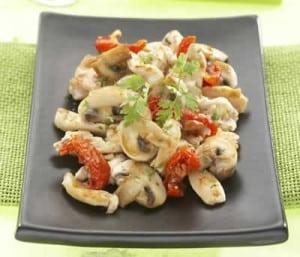Blanquette de poulet et patates douces