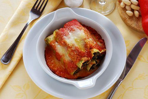 Recette Cannelloni sicilienne