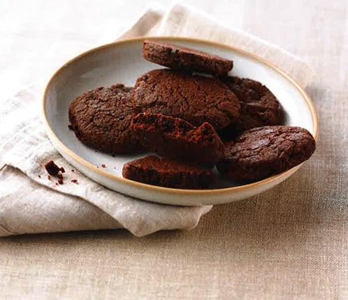 Recette Cookies Tout Chocolat Au Thermomix
