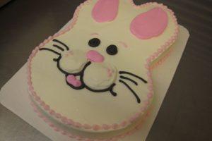 Recette Gâteau Lapin de Pâques au chocolat