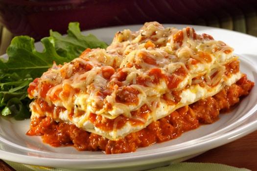 Recette Lasagnes bolognaise facile