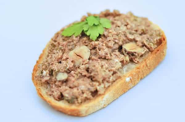 Recette Terrine porc et foies de volaille avec Cookeo