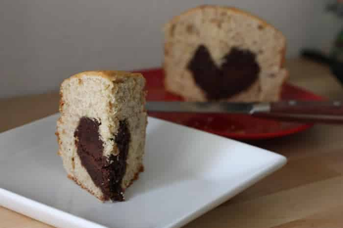 recette cakes coeur de nutella avec thermomix. Black Bedroom Furniture Sets. Home Design Ideas