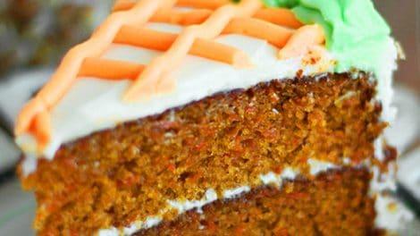 Recette Gâteau au carottes thermomix