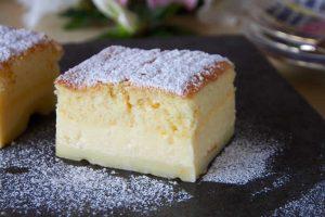 Recette Gâteau magique au citron thermomix