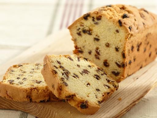 Cake Raisin Sec Noix De Coco