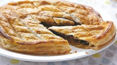 Recette Galette des Rois mangue et chocolat