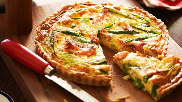 recette quiche au saumon et asperges thermomix. Black Bedroom Furniture Sets. Home Design Ideas