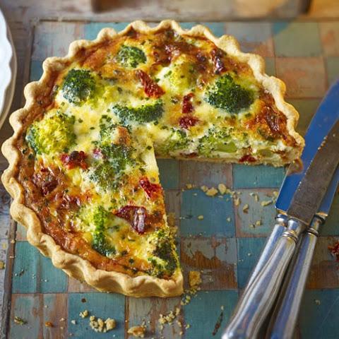 Résultats de recherche d'images pour «tarte aux legumes brocoli»