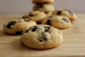 Recette cookies moelleux Facile