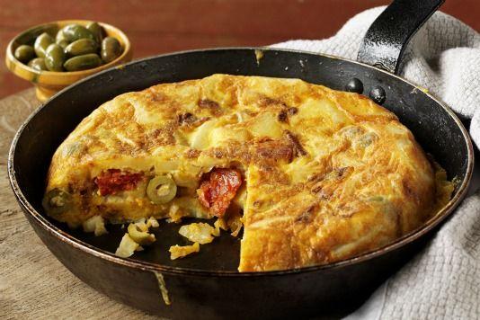 Recette tortilla espagnole facile