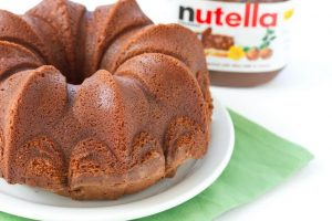 Cake au nutella facile thermomix
