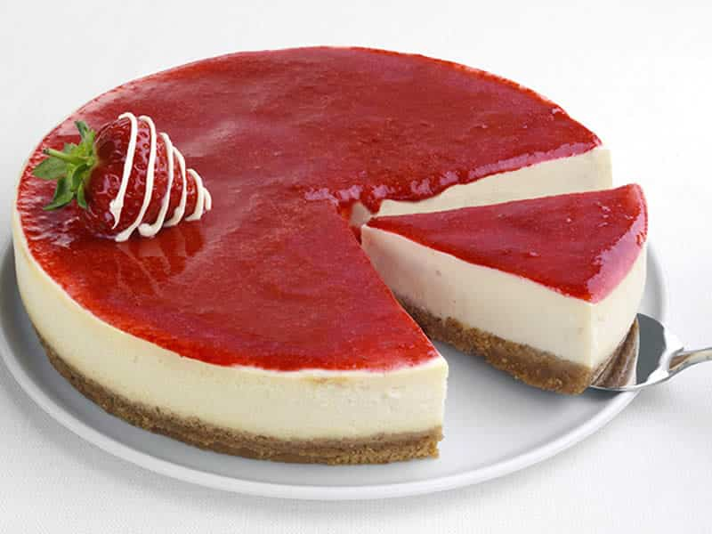 Cheese Cake Au Thermomix