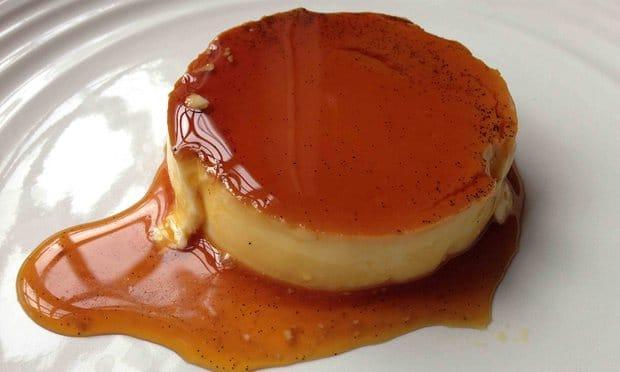 Crème Caramel Renversée Au Thermomix