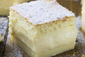 Gâteau Magique Citron et Noix de Coco thermomix