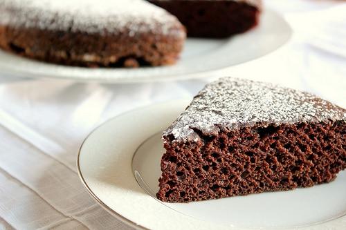 Gâteau au chocolat rapide thermomix