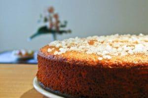 Recette Gâteau à l'orange et gingembre thermomix