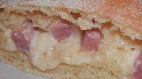 Buns au jambon et fromage thermomix