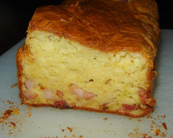 Cake Flammekueche au thermomix