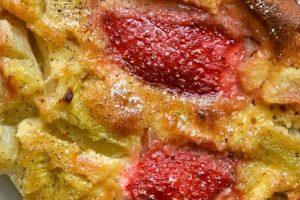 Clafoutis tutti frutti au thermomix