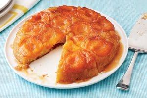 Gâteau Renversé aux abricots thermomix