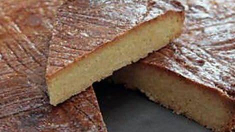 Gâteau breton facile avec thermomix