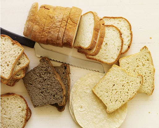 Pain sans gluten au thermomix