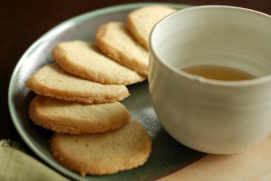 Sablés bretons au beurre salé thermomix