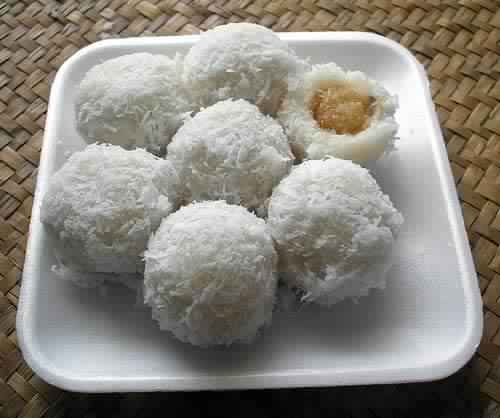 Boules de coco Asiatiques au thermomix