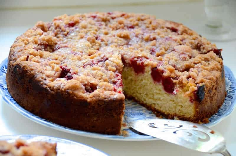 crumble cake aux framboises thermomix. Black Bedroom Furniture Sets. Home Design Ideas