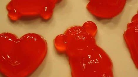 Bonbons gélifiés au thermomix
