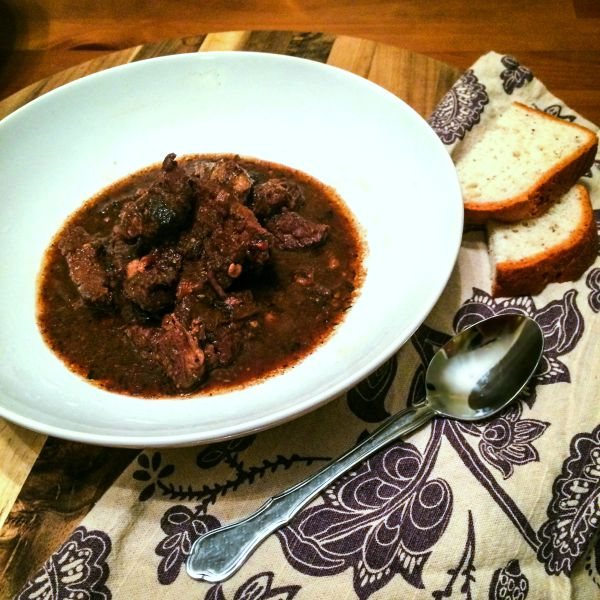 Carbonade Flamande au thermomix