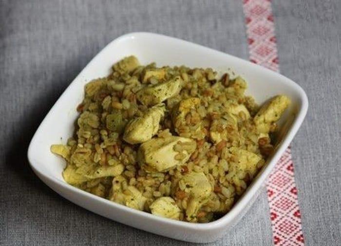 poulet et ebly au boursin avec cookeo blogs de cuisine