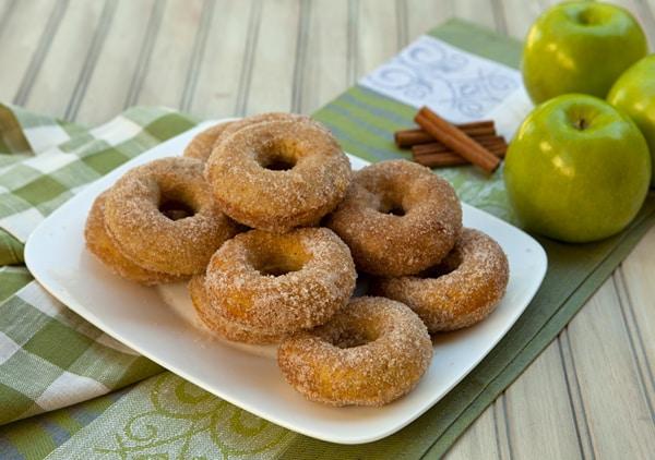 Beignets aux pommes avec thermomix