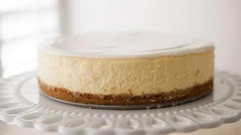 Cheese cake facile au thermomix
