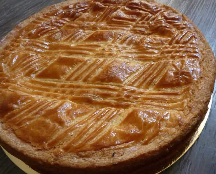 Gâteau basque à la crème patissière avec thermomix