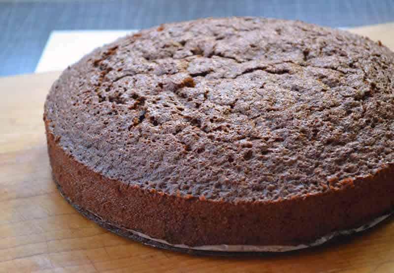 Gâteau facile moelleux au chocolat avec thermomix