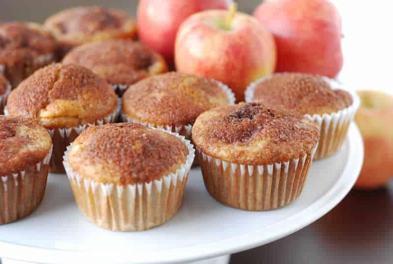 muffins aux pommes facile avec thermomix. Black Bedroom Furniture Sets. Home Design Ideas