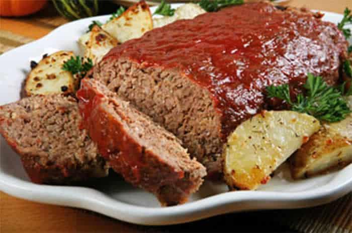 Pain de viande facile au thermomix