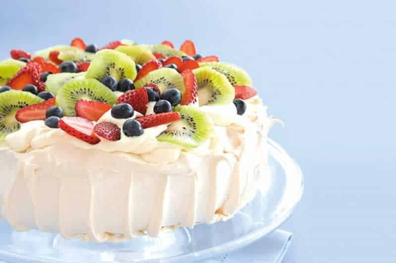 Pavlova facile au thermomix