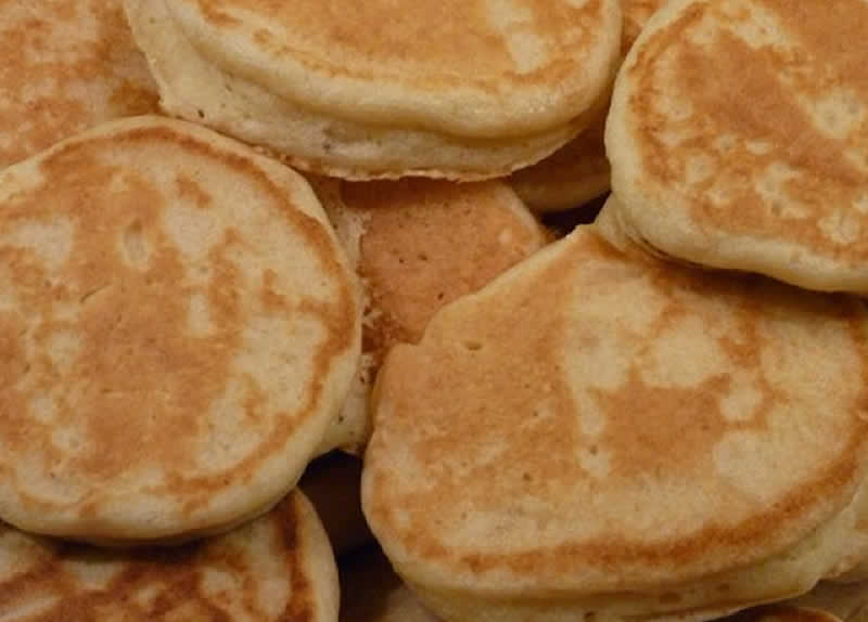 Blinis facile au thermomix