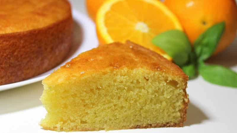 Fondant à l'orange facile avec thermomix