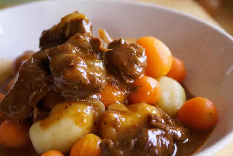 Ragout de porc facile au cookeo - Recette paupiette de porc facile ...