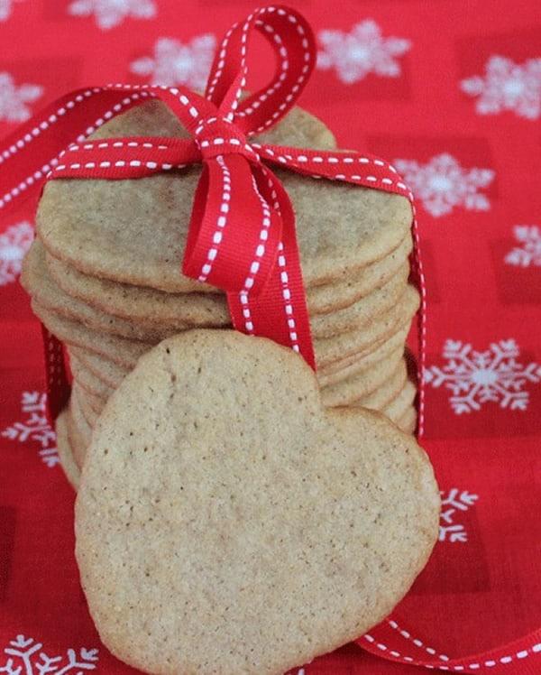 Sablés aux épices de Noel au thermomix