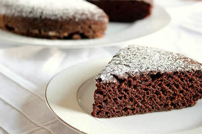 Chocolate Cake In Thermomix