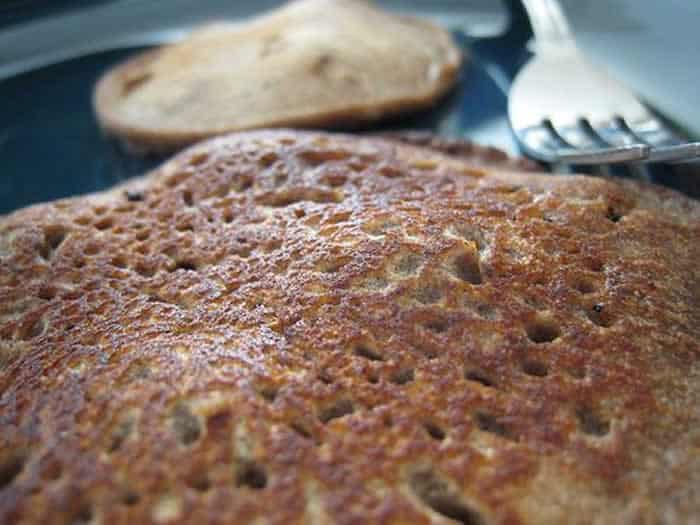 Recette Galette Sarrasin Thermomix