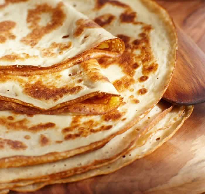 Pâte à Crêpes légère avec thermomix